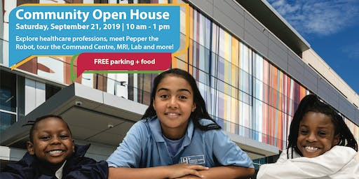 Humber River Hospital Community Open House