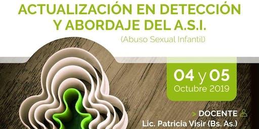 SEMINARIO:  Actualización en Detección a Abordaje del ASI