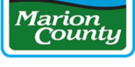 Marion County Emergency Support Function 12 Meeting - Energy tickets