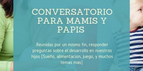 Conversatorio Para Padres