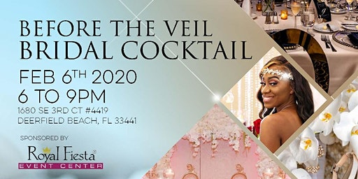Before The Veil: Bridal Cocktail