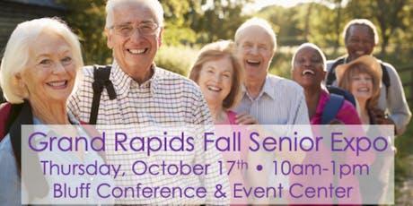 2019 Grand Rapids Fall Senior Expo - FREE Hearing Screening tickets
