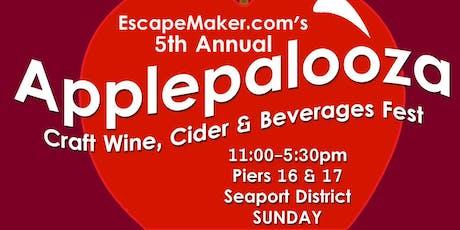 EscapeMaker.com's 5th Annual Applepalooza tickets