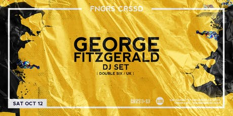 GEORGE FITZGERALD (DJ SET) tickets