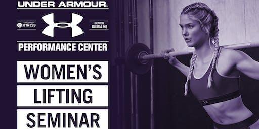 Women's Lifting Seminar