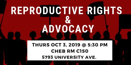 Reproductive Rights and Advocacy tickets