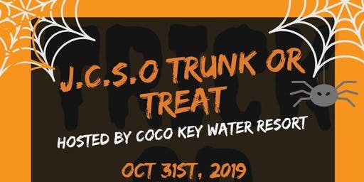 J.S.C.O & CoCo Key Trunk or Treat