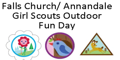 Girl Scouts Service Unit 55-2 Outdoor Fun Day