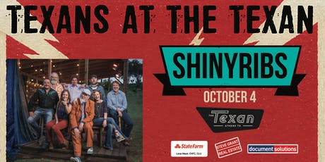 An Evening with Shinyribs tickets