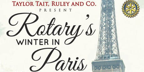 Rotary's Winter in Paris Dinner and Dance tickets