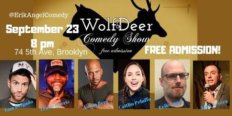 The Park Slope Brooklyn Comedy Show  tickets
