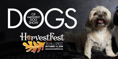 2nd Annual HarvestFest Dog Show tickets