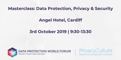 Masterclass: Data Protection, Privacy and Security with Privacy Culture