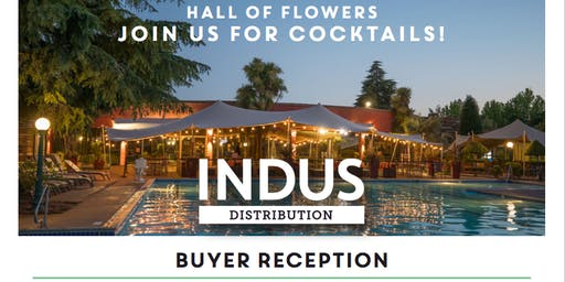 Indus Distribution Hall of Flowers Cocktail Party