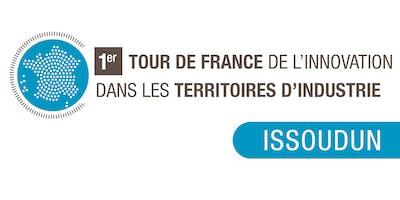 Tour de France de l'Innovation - Issoudun