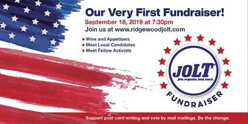 Our Very First JOLT Fundraiser