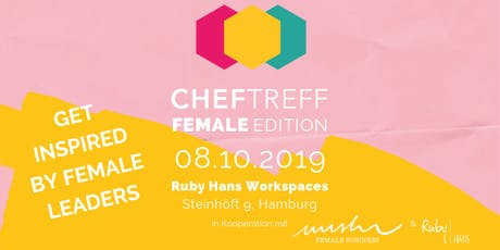 ChefTreff Female Edition #1 Tickets