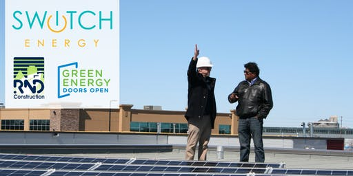 Switch Energy & RND Construction: Green Home Technologies Workshop