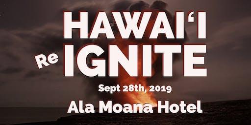 Yoli Hawaii Re-Ignite