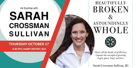 An Evening with Sarah Crossman Sullivan tickets