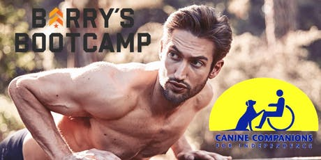 Copy of Barry's Bootcamp for Canine Companions for Independence tickets