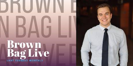 Brown Bag Live w/ Eric Muellejans | Ep.1 Recording tickets