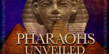PHARAOHS UNVEILED THE FILM AT THE MAAT CENTRE tickets