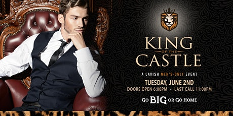 King of the Castle Men's Event tickets