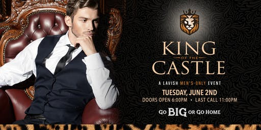 King of the Castle Men's Event