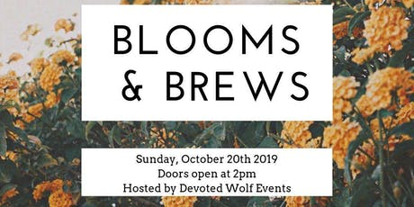 Blooms & Brews a Bridal Experience  at Tyler Gardens tickets