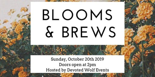 Blooms & Brews a Bridal Experience  at Tyler Gardens