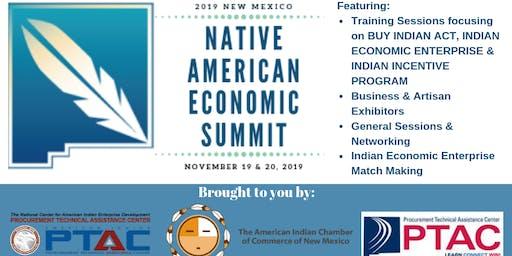 2019  New Mexico Native American Economic Summit