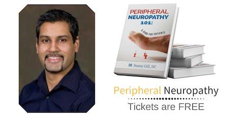 FREE Peripheral Neuropathy & Nerve Pain Breakthrough Lunch Seminar- Jefferson County / Sequim, WA tickets