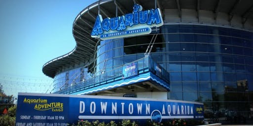 Free Parking, Car Seat Checks, Activities at Downtown Aquarium