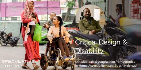 Critical Design & Disability tickets