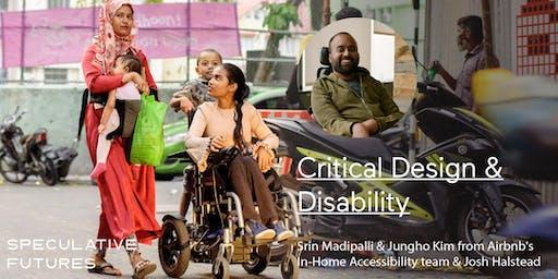 Critical Design & Disability