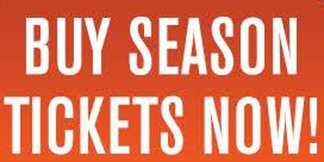 ARTS4ALL 2020  SEASON TICKET TO ALL EVENTS tickets