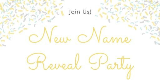 Little Nest New Name Reveal Party!