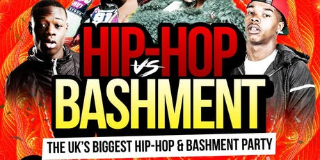 Hip-Hop vs Bashment Party tickets