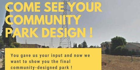 Design Unveiling: Huntington Park Greenway Project tickets