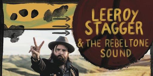 LEEROY STAGGER - STRANGE PATH TOUR