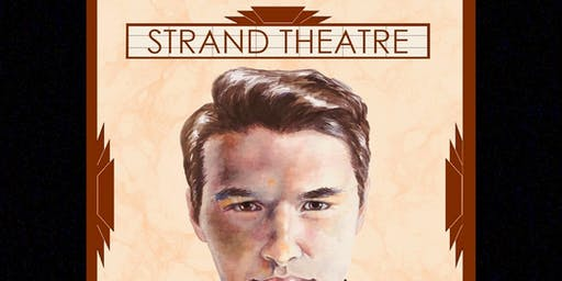 The Comedy Magic of Eric Eaton- Live at the Strand Theatre!