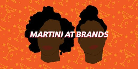 """Martini at Brands Podcast """"Celebrating ONE Year"""" tickets"""