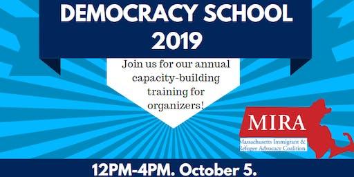 Democracy School: Boston