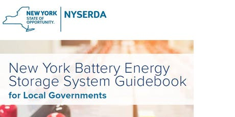 Battery Energy Storage Systems: Resources for First Responders tickets