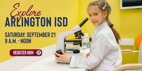 Explore Arlington ISD tickets