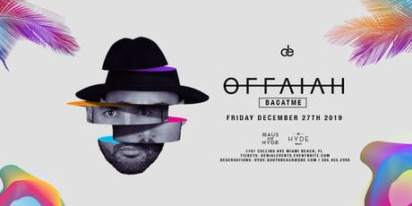 Offaiah New Years Weekend tickets