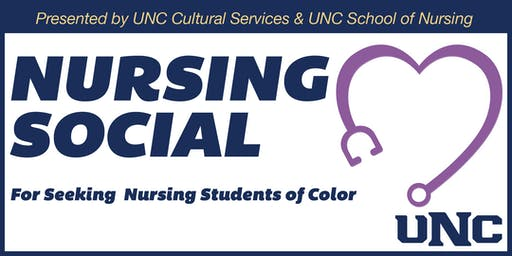 Nursing Social for Seeking Nursing Students of Color