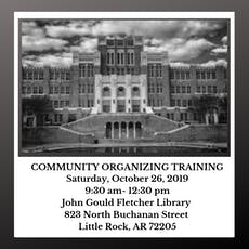 Community Organizing Training  (Little Rock, AR) tickets