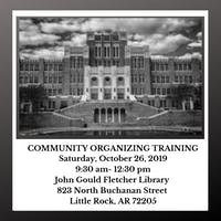 Community Organizing Training  (Little Rock, AR)